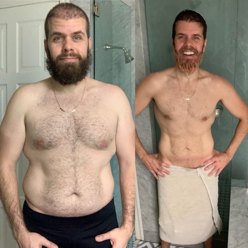 Perez Hilton's Weight Loss! Amazing BEFORE AND AFTER Photo!! - Perez Hilton