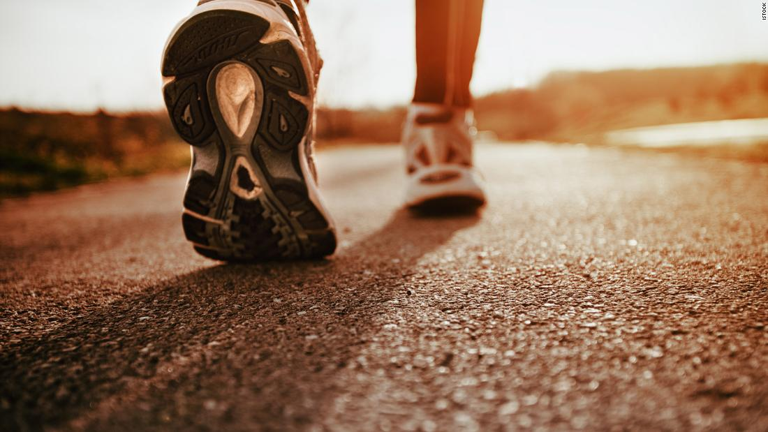 Most experts agree: Walking is good exercise