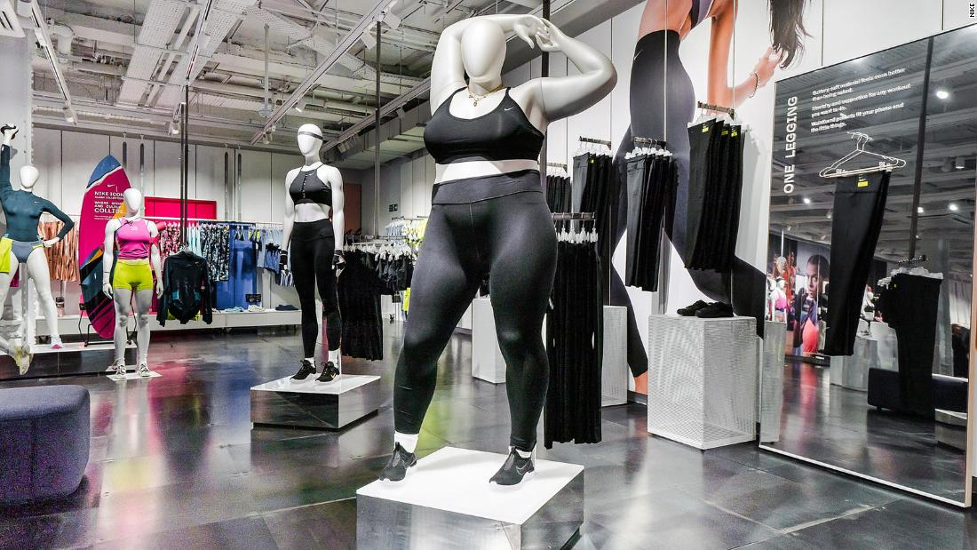 Plus-size mannequins reveal our warped perception of 'normal'
