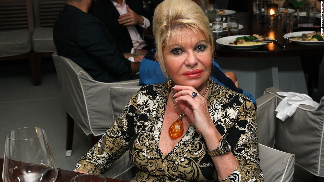 Ivana Trump is promoting a diet to fight obesity. This is what's in it.