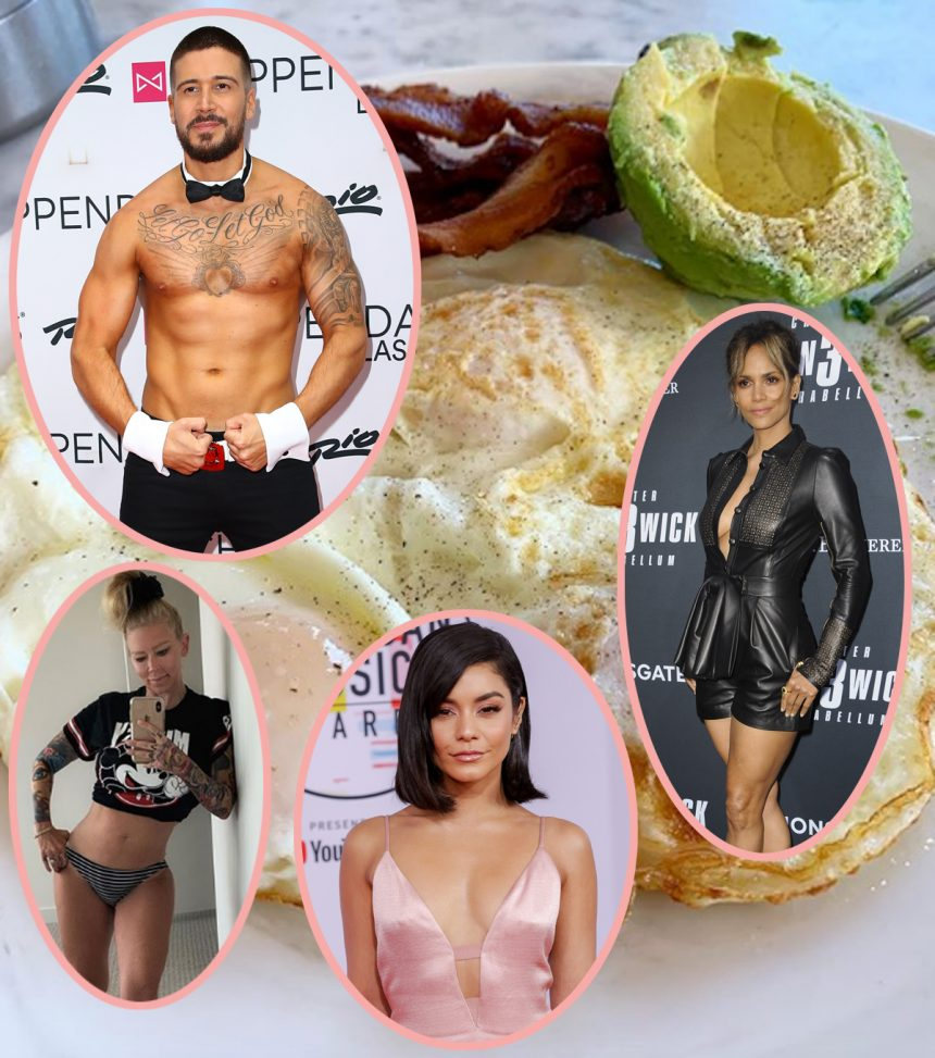 The Keto Diet - What It Is & Who's Doing It! - Perez Hilton