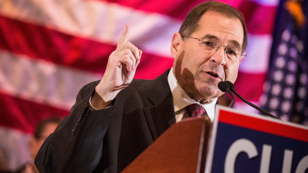 Trump's beef with Nadler is decades old and fairly nasty