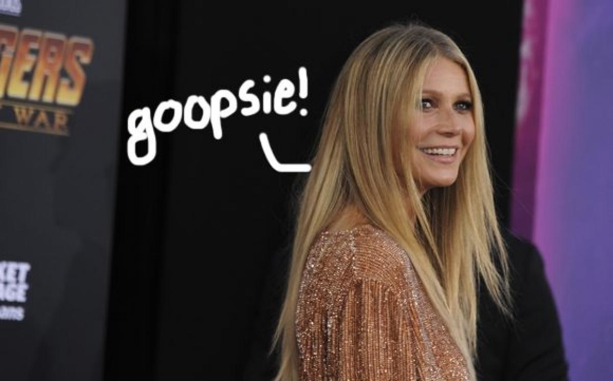 Gwyneth Paltrow's Goop Under Fire For Pregnancy Product - Perez Hilton