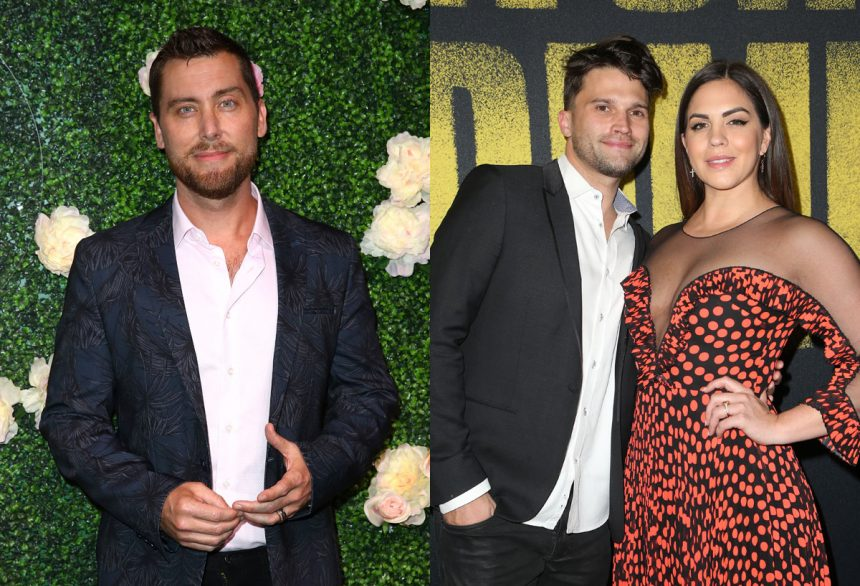 Lance Bass Claims Tom Schwartz & Katie Maloney From 'Vanderpump Rules' Are Not Legally Married! - Perez Hilton