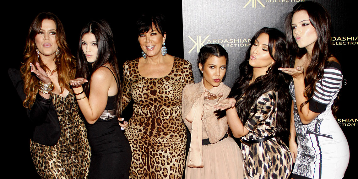 How The Kardashians' Beauty Looks Have Changed Over The Years   Betches