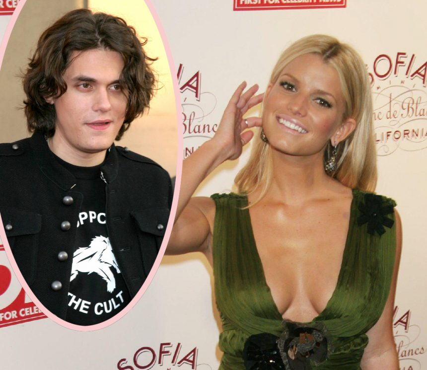 Jessica Simpson Spills SERIOUS John Mayer Relationship Tea - From 'Sexual Napalm' To Alcohol Abuse!! - Perez Hilton