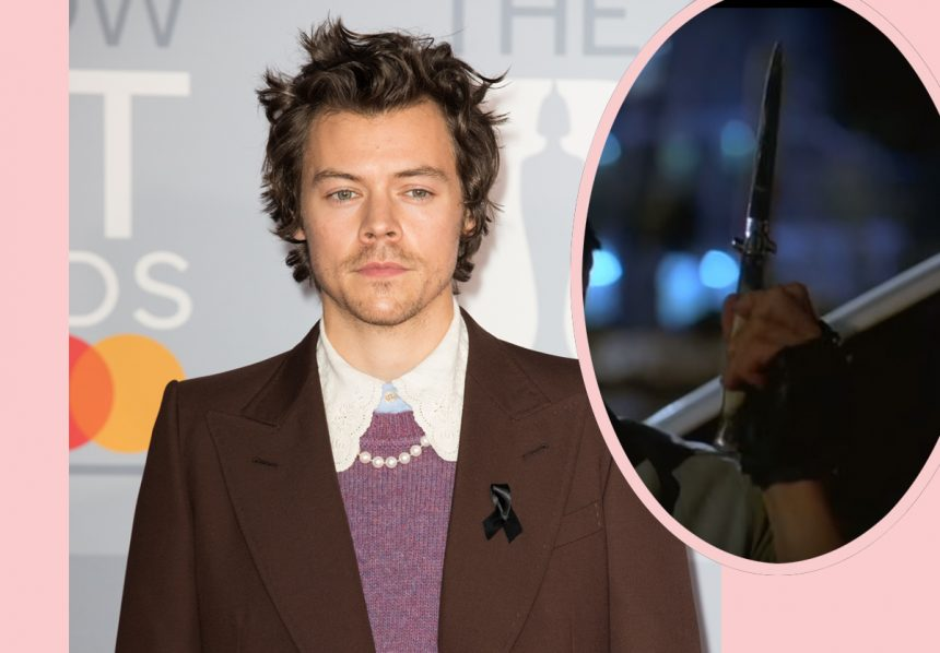 Harry Styles Robbed At Knifepoint On Valentine's Day! – Perez Hilton
